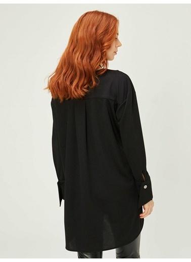Xint Tunik Siyah